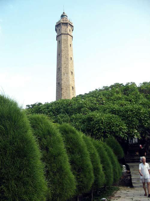 Ngọn hải đăng cổ nhất Đông Nam Á ở Bình Thuận - 4