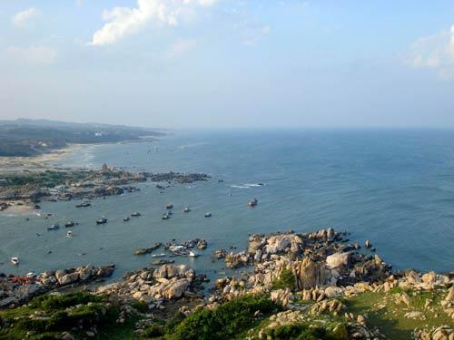 Ngọn hải đăng cổ nhất Đông Nam Á ở Bình Thuận - 6