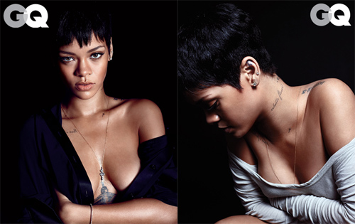 Phái mạnh lại chao đảo vì Rihanna - 6