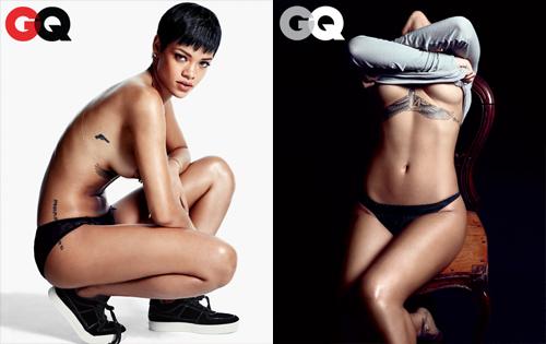 Phái mạnh lại chao đảo vì Rihanna - 4