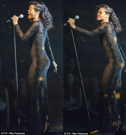 Phái mạnh lại chao đảo vì Rihanna - 11