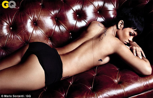 Phái mạnh lại chao đảo vì Rihanna - 2