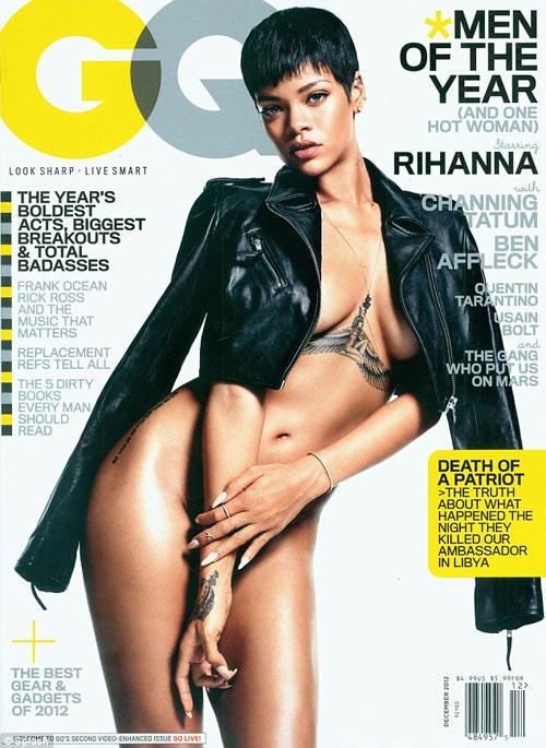 Phái mạnh lại chao đảo vì Rihanna - 1