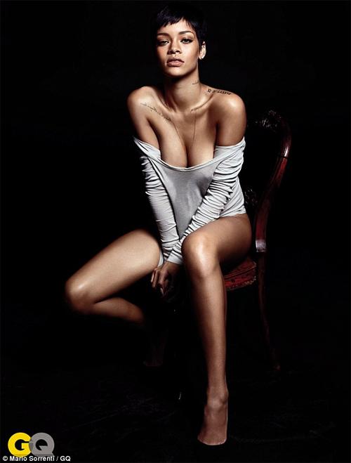 Phái mạnh lại chao đảo vì Rihanna - 5