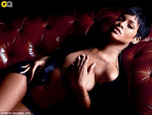 Phái mạnh lại chao đảo vì Rihanna - 7