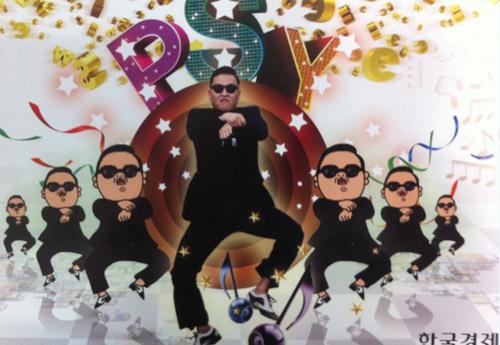 """Cha đẻ Gangnam Style """"hét"""" catse khủng - 2"""