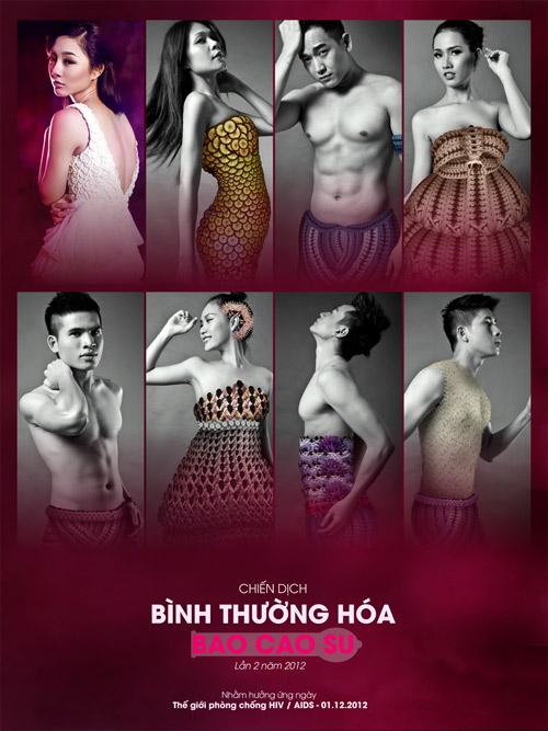 Sao nam Việt bán nude vì cộng đồng - 1