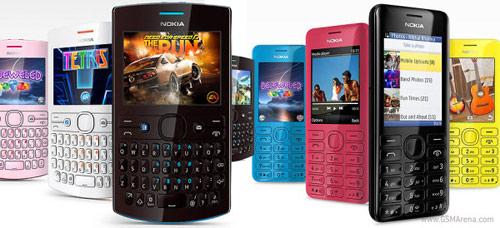 Nokia Asha 205 và Asha 206 giá rẻ ra mắt - 1