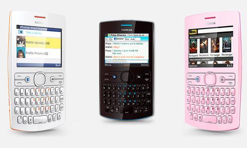 Nokia Asha 205 và Asha 206 giá rẻ ra mắt - 3