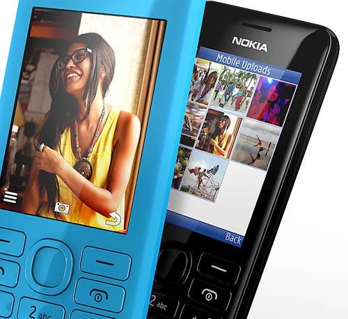 Nokia Asha 205 và Asha 206 giá rẻ ra mắt - 7