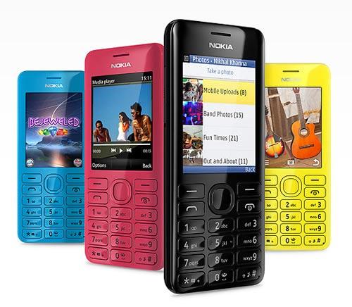 Nokia Asha 205 và Asha 206 giá rẻ ra mắt - 8