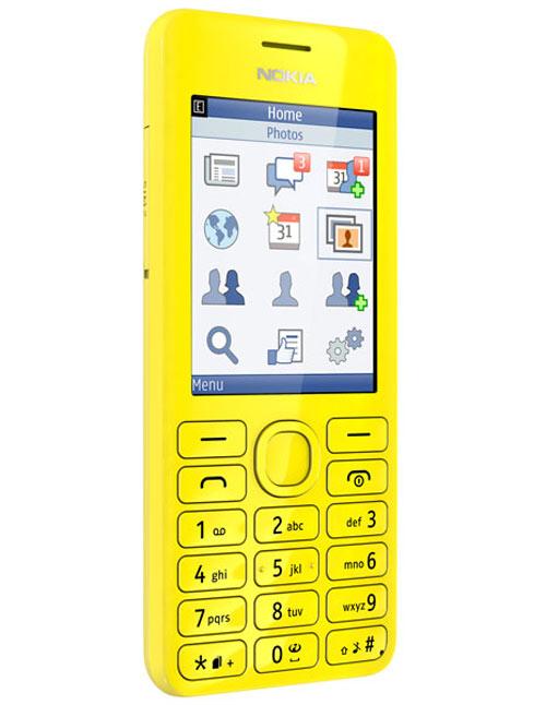 Nokia Asha 205 và Asha 206 giá rẻ ra mắt - 9