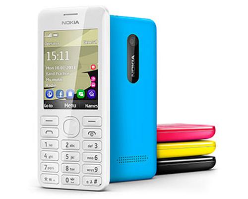 Nokia Asha 205 và Asha 206 giá rẻ ra mắt - 10