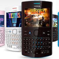 Nokia Asha 205 và Asha 206 giá rẻ ra mắt