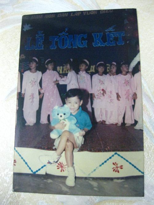 Lộ ảnh thơ ấu của Trúc Nhân The Voice - 7