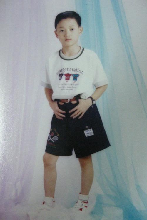 Lộ ảnh thơ ấu của Trúc Nhân The Voice - 6