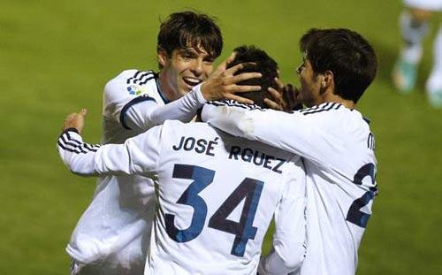 "Real – Alcoyano: ""Kền kền"" trút giận - 1"