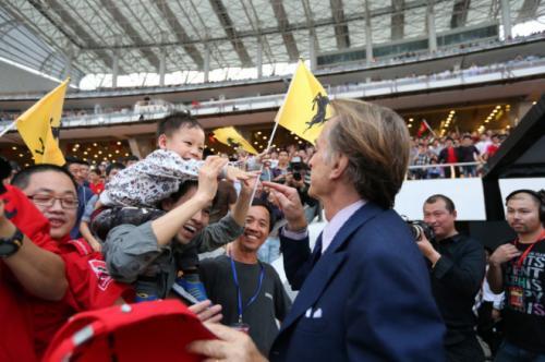 Ferrari kỷ niệm hoành tráng tại Trung Quốc - 10