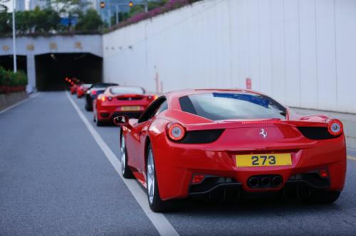 Ferrari kỷ niệm hoành tráng tại Trung Quốc - 2