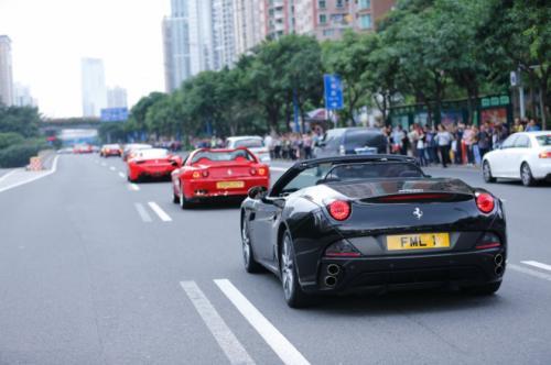 Ferrari kỷ niệm hoành tráng tại Trung Quốc - 3