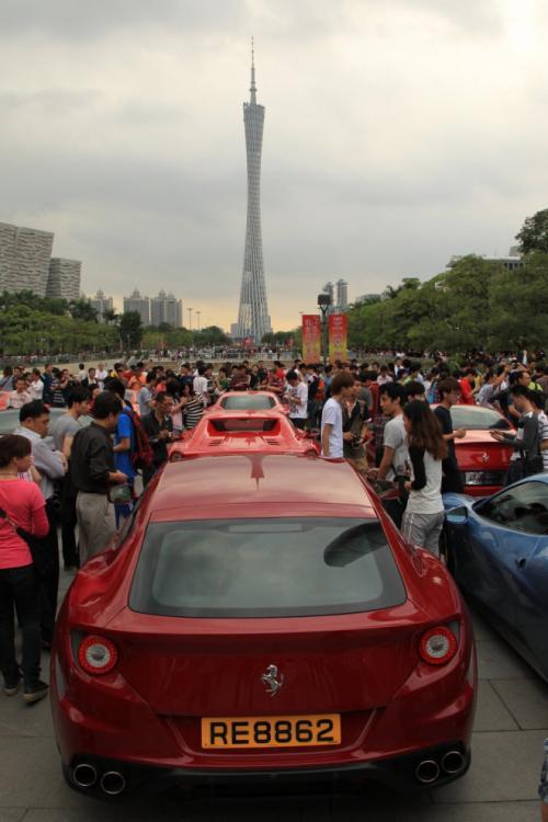 Ferrari kỷ niệm hoành tráng tại Trung Quốc - 5