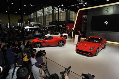 Ferrari kỷ niệm hoành tráng tại Trung Quốc - 6