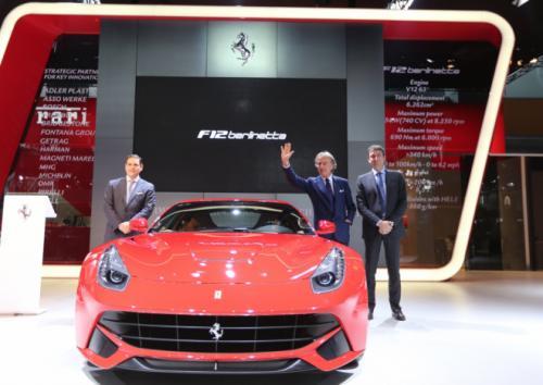 Ferrari kỷ niệm hoành tráng tại Trung Quốc - 7