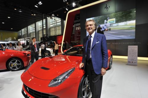 Ferrari kỷ niệm hoành tráng tại Trung Quốc - 8