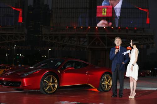 Ferrari kỷ niệm hoành tráng tại Trung Quốc - 9