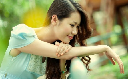 Đẹp như Hoa hậu Dương Thùy Linh - 1