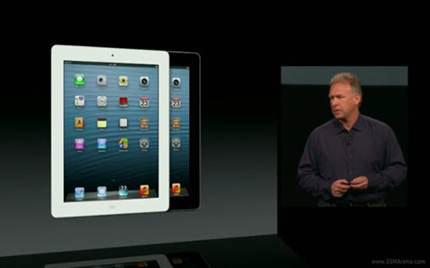 Khuyến mãi lớn khi mua iPad 4 tại Râu Vàng - 2