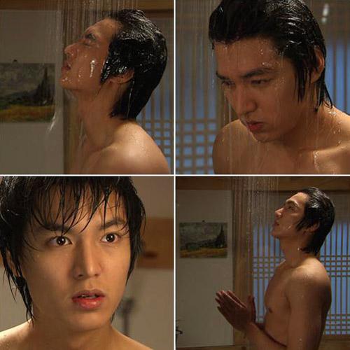 Mỹ nam Hàn sexy với cảnh tắm - 2