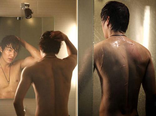 Mỹ nam Hàn sexy với cảnh tắm - 3
