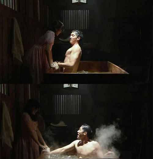 Mỹ nam Hàn sexy với cảnh tắm - 4