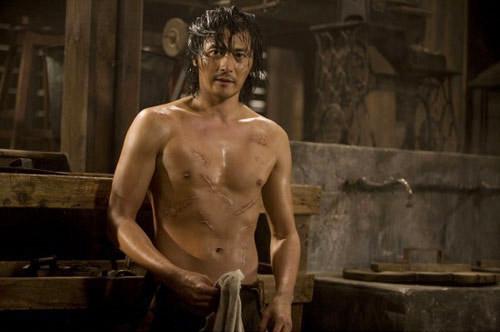 Mỹ nam Hàn sexy với cảnh tắm - 5