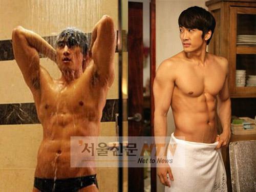 Mỹ nam Hàn sexy với cảnh tắm - 7