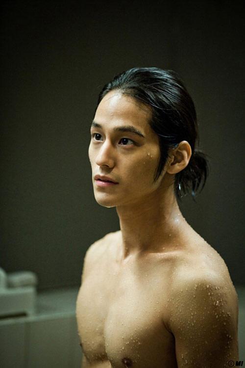 Mỹ nam Hàn sexy với cảnh tắm - 10