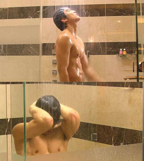 Mỹ nam Hàn sexy với cảnh tắm - 8