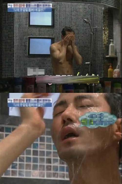 Mỹ nam Hàn sexy với cảnh tắm - 9