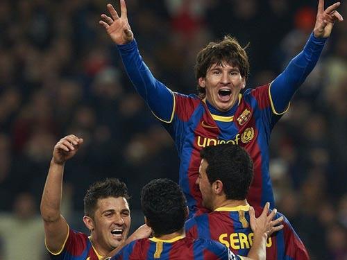Messi chưa thể phá kỉ lục của Muller - 1