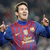 Messi chưa thể phá kỉ lục của Muller