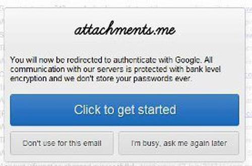 Cách gửi email đính kèm file với mọi dung lượng - 2