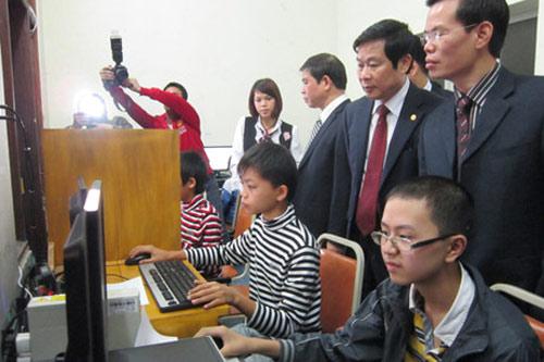 634 điểm truy nhập Internet công cộng chính thức hoạt động - 4