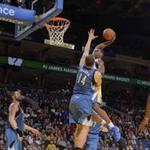 Thể thao - NBA: 10 pha úp rổ đỉnh nhất tuần qua