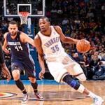 Thể thao - NBA: Thunder đi vào lịch sử NBA