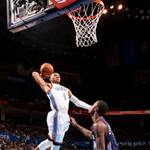 Thể thao - NBA: Tuyệt phẩm của Russell Westbrook