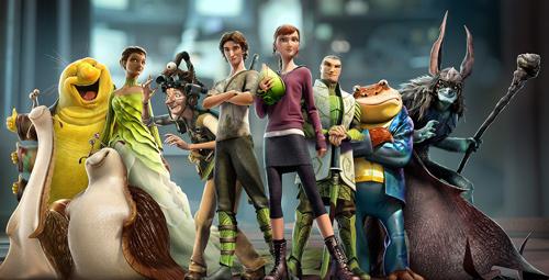 Epic: Cơn sốt bom tấn hoạt hình 2013 - 5