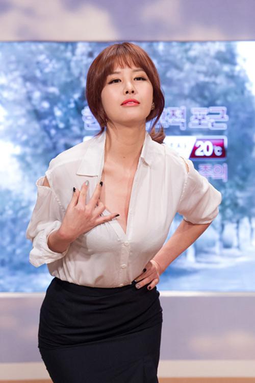 Choáng với MC truyền hình Hàn - 2