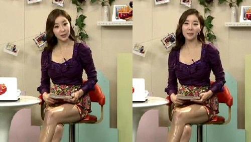Choáng với MC truyền hình Hàn - 10