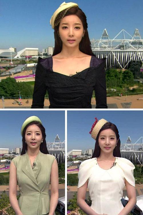 Choáng với MC truyền hình Hàn - 13